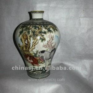 Antique decorative Porcelain Vase RYVC05
