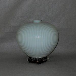 WRYMA88 hand made celadon ceramic Vase