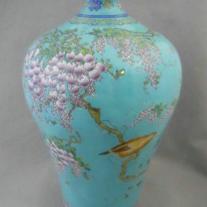 RYRK03 Chinese Qing Dynasty antique Porcelain Vase