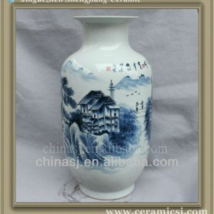 RYSV23 Asian ceramic flower cheap vase