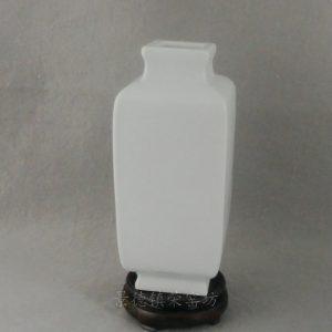 blanc de chine square vase RYTY02
