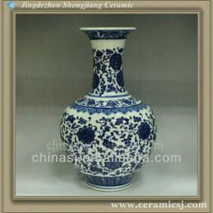 RYUJ03 Asian ceramic flower cheap vase