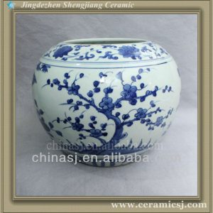 RYVW03 Chinese blue and white ceramic vase