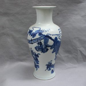 RYVX06 blue and white porcelain vase wholesale