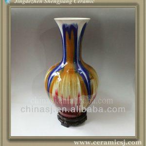 RYVZ04 Mini jingdezhen porcelain cheap modern vase