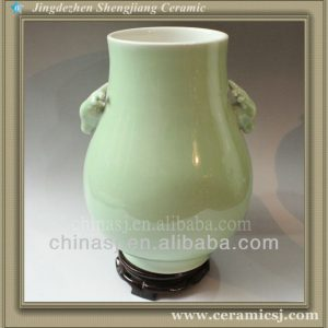 RYVZ09 jingdezhen indoor ceramic pot vase