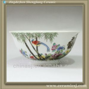 RYWS03 pure hand painted antique chinese tea cup