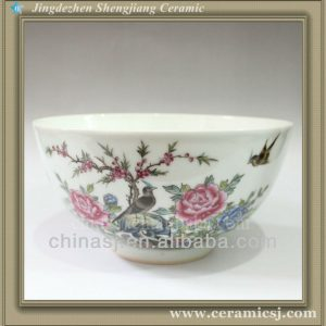 RYWS05 pure hand painted chinese small tea cup
