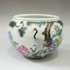 RYWS06 hand painted antique chinese porcelain bowl