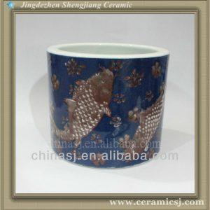 RYWU26 antique decorative ceramic small flower planter