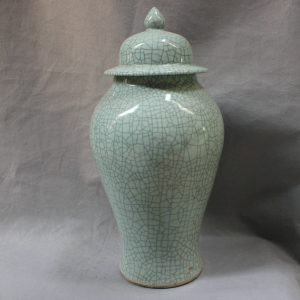 RYXC14 22.5inch Jingdezhen Crackle Ginger Jar