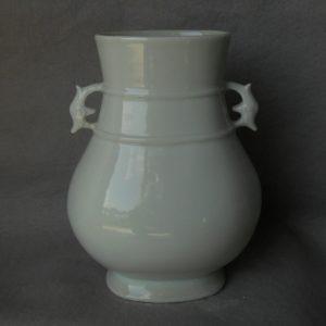 blanc de chine vase with handles WRYTK04