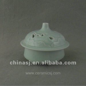 beautiful celadon ceramic Censer with unusual design WRYTZ01