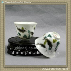 chinese Porcelain bulk tea cup cheap RYNY10