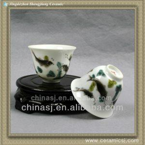 chinese Porcelain bulk tea cup cheap RYNY10
