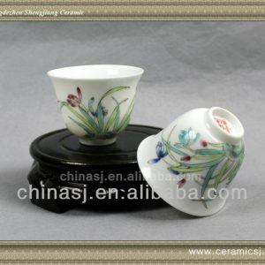 chinese Porcelain thin tea cup RYNY09