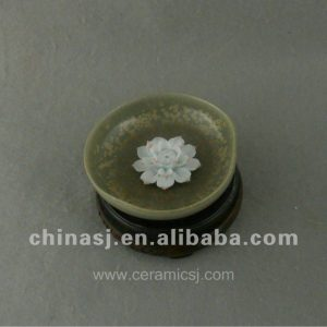 special ceramic Censer with flower design WRYQN31