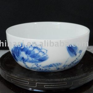 Antique hand painted ceramic glaze small tea cup RYGT07