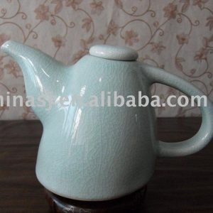 Celadon Tea Pot with Unique Style WRYGZ08
