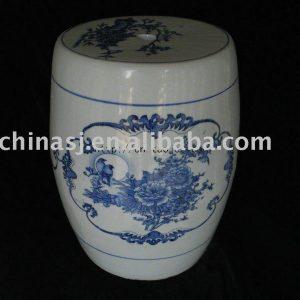 Ceramic Garden Stool WRYAY36