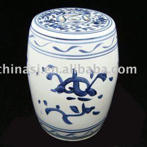 Ceramic Garden Stool WRYAZ216