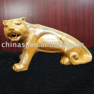Ceramic tiger figurine WRYEQ27