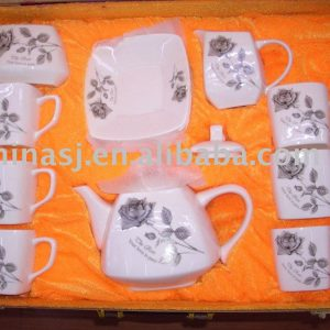 Coffee SET rose WRYAN41