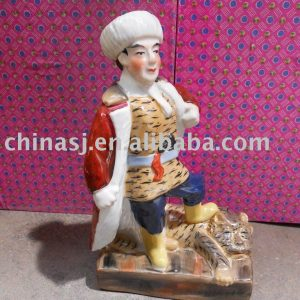 Culture Revolution Porcelain Statue WRYGU10