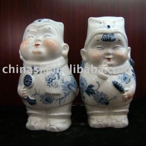Fine ceramic figurine WRYEQ19