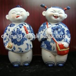 Fine porcelain figurines WRYEQ14