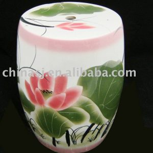 Porcelain Garden Stool WRYAZ07