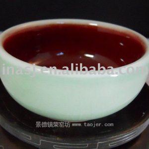 Porcelain Glazed Celadon Tea Cup RYGZ03