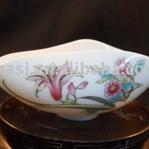 Porcelain Tea Holder RYN41