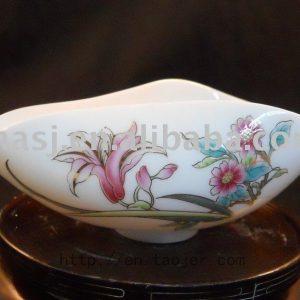 Porcelain Tea Holder RYN41