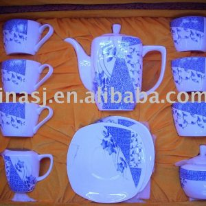Tea set Coffee SET Service for 6 EXQUISITE