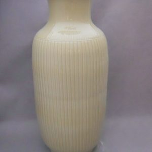 WRYMA19 22inch Melon edge Ceramic flower Vase