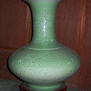 WRYMA38 Celadon Green Ceramic Vase