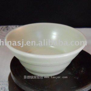 White Glazed Pottery Cup RYGZ07