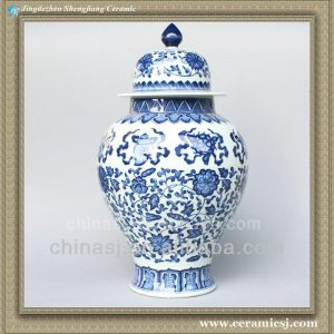 RYXY01 Blue And White Porcelain Ginger Jars