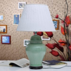 TYLP88 Plain Color Ceramic Table Lamp