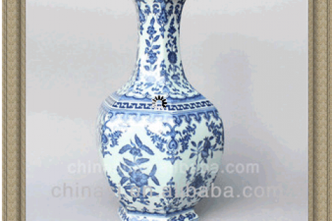 Knowledge of porcelain vase shape