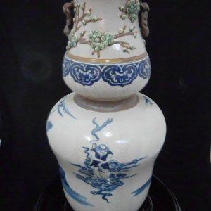 Antique Decorative Porcelain Vase WRYJV01