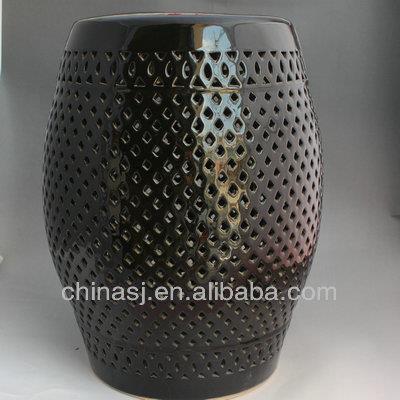 Chinese Ceramic Garden Stool