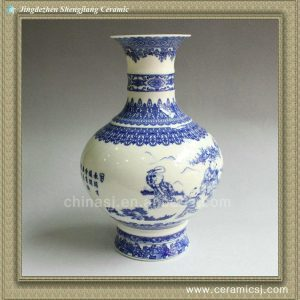 RYXH04 chinese ceramic hand painted vase