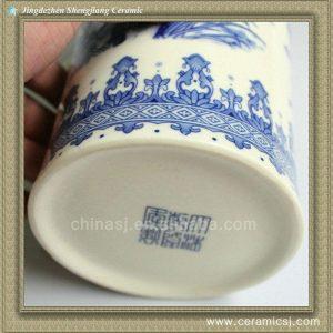 RYXH05 chinese ceramic hand painted vases