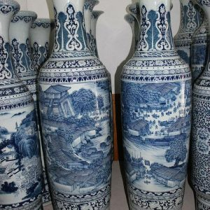 RYXK01 Chinese Ceramic Floor Vase