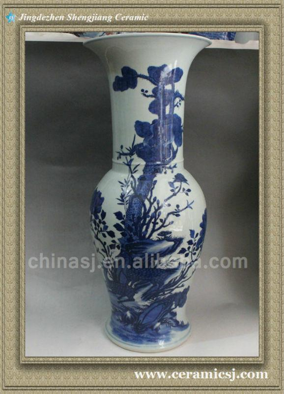RYXN04 chinese ceramic hand painted vases
