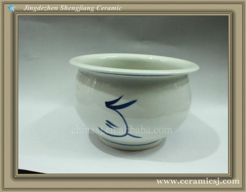 RYWK06 9inch decorative ceramic small flower planter