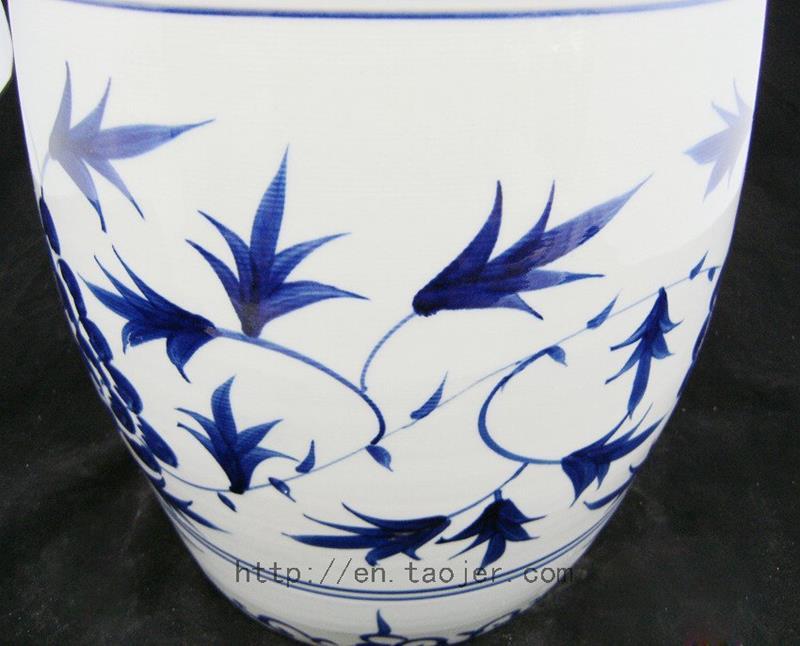 WRYAZ207 Jingdezhen Porcelain Garden seat