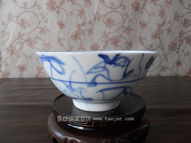 WRYHZ02 Chinese Hand painted Ceramic Bowl